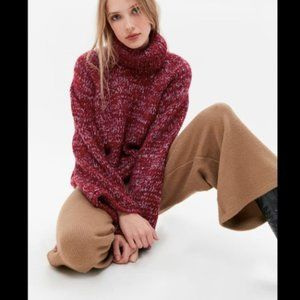 Urban Outfitter UO Chunky turtleneck sweater